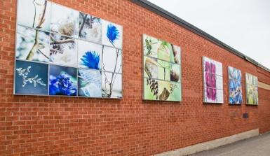 Un souffle: une nouvelle création  au centre-ville de Victoriaville