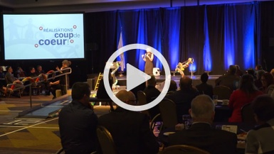 En vidéo: Le gala des 20 ans de la politique d'accessibilité universelle