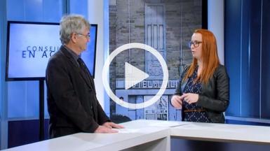 En vidéo: Les multiples réalisations dans le secteur du centre-ville