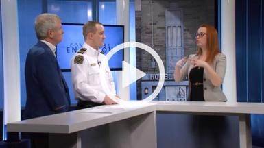 En vidéo: Des mesures préventives pour la sécurité de tous