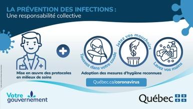 Coronavirus (COVID-19): La Ville à l'oeuvre pour assurer la continuité de services essentiels