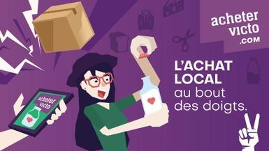 Achat local: Acheter Victo s'ouvre aux commerces et services