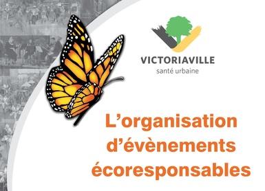 Victoriaville remet sa certification Monarque à 10 événements