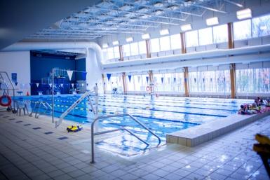Réouverture de la piscine Édouard-Dubord
