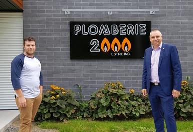 Du nouveau dans l'Écoparc industriel Daniel-Gaudreau: deux entrepreneurs sous le même toit