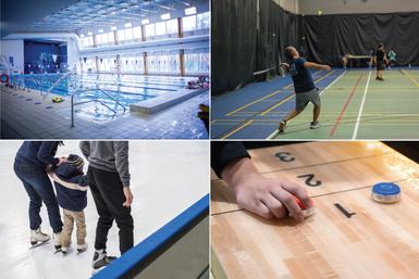 Culture, sport et loisirs: une offre diversifiée d'activités pour le temps des Fêtes