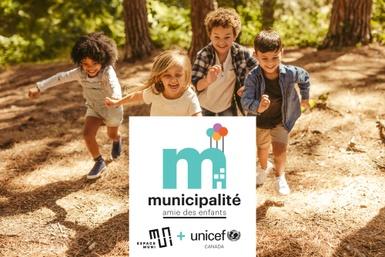 Sainte-Hélène-de-Chester et Saint-Valère obtiennent leur accréditation Municipalité amie des enfants