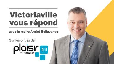 En audio: La chronique <em>Victoriaville vous répond</em> du 26 janvier 2021