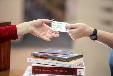 Bibliothèques: Gratuité du service de prêt  pour les films et les séries