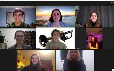 Webdiffusion de la prochaine séance du Conseil jeunesse
