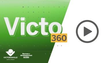 En vidéo: L'émission d'affaires municipales <em>Victo 360</em> - Épisode 1