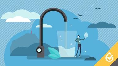 Victoriaville adopte un règlement en gestion écoresponsable de l'eau potable et des eaux usées