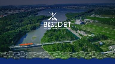 Lancement des travaux de restauration du réservoir Beaudet