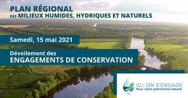 PRMHHN : Les engagements de conservation des MRC seront proposés au grand public