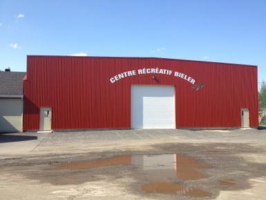 Un projet d'aménagement d'une surface de dek hockey soutenu à Saint-Louis-de-Blandford