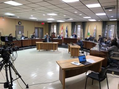 Les séances du Conseil municipal s'ouvrent au public