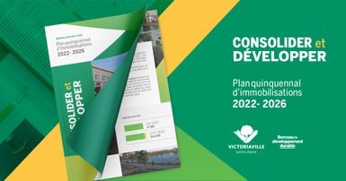152,7 M$ d'ici 2026 pour consolider l'offre à Victoriaville