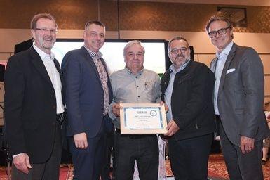 La MRC d'Arthabaska et 3 de ses municipalités récompensées au Défi Santé 2018