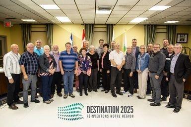 Destination 2025: un projet pour ma région