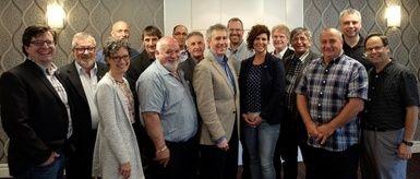 La Table des préfets devient la Table des MRC du Centre-du-Québec