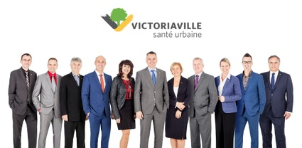 Conseil municipal de Victoriaville (décembre 2017)