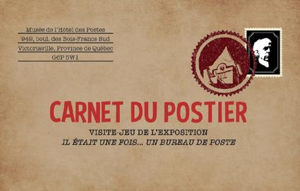 Vignette Le Carnet du Postier