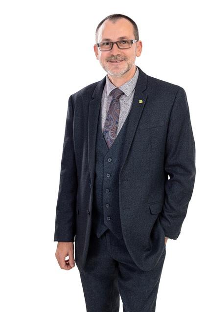 Portrait officiel, Patrick Paulin
