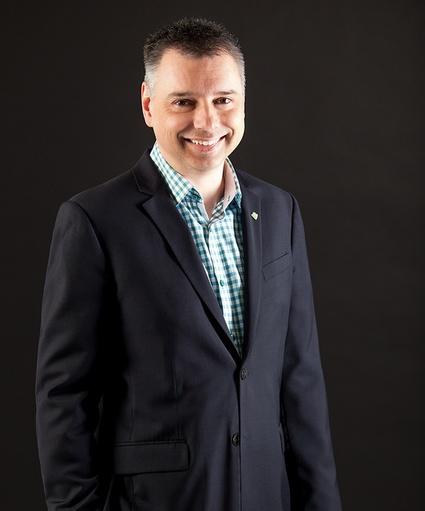 Portrait officiel, André Bellavance