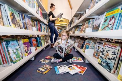 Des ouvrages pour tous les goûts aux bibliothèques de Victoriaville