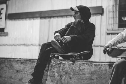 Rider au Local Skateparc de Victoriaville