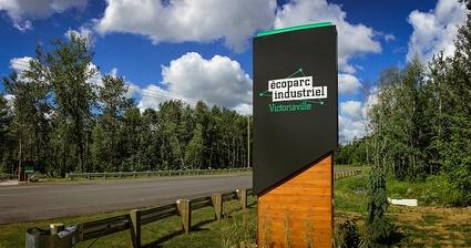 L'Écoparc industriel de Victoriaville est une zone du parc industriel Fidèle-Édouard-Alain qui allie le développement économique et le développement durable.