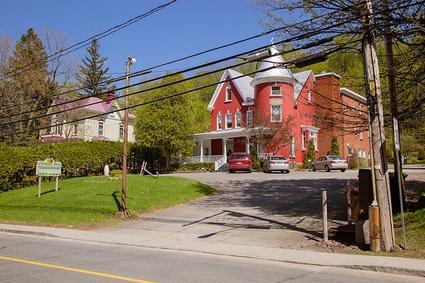 La Résidence Château Belly à Victoriaville