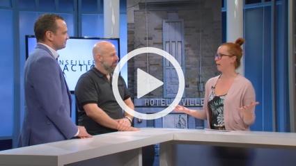 En vidéo: Les sites récréatifs de la Ville de Victoriaville