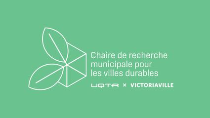 L'UQTR et Victoriaville créent une chaire de recherche municipale pour les villes durables