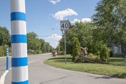 4 nouveaux quartiers à 40 km/h sur le territoire de Victoriaville