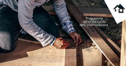 160,700$ en investissement grâce au programme RénoRégion