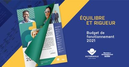 Victoriaville: gel des taux de la taxe foncière générale pour le budget 2021