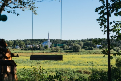 La population continue de croître dans la MRC d'Arthabaska