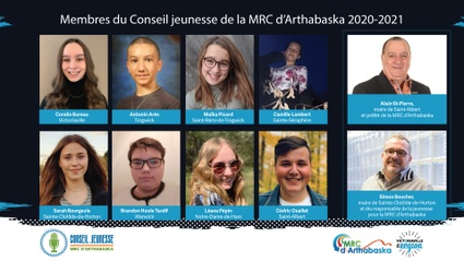 Le Conseil jeunesse de la MRC d'Arthabaska s'intéresse à l'accessibilité