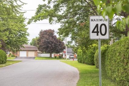 Consultation publique: De nouveaux quartiers à 40 km/h dès l'été 2021