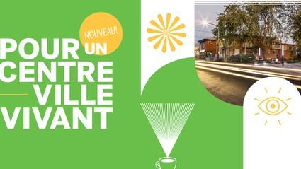 Centre-ville: nouvelle aide au développement commercial et à la rénovation intérieure des bâtiments