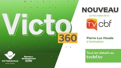 En vidéo: L'émission d'affaires municipales Victo 360 - Épisode 2