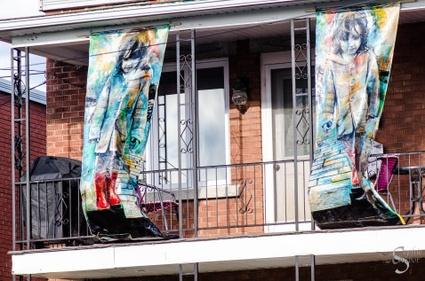"""Appel aux artistes pour la 3e édition de l'événement """"Les fenêtres qui parlent"""""""