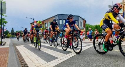 Plan de circulation lors du Vélo.Victo.Fest, déployé du 3 au 6 septembre 2021