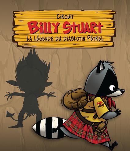 Billy Stuart s'anime sur une nouvelle application mobile pour vivre la légende du diablotin Pétrel