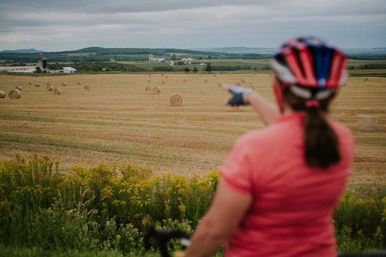 TVR: Circuit La montée de vallons - Crédit photo: Les Maximes