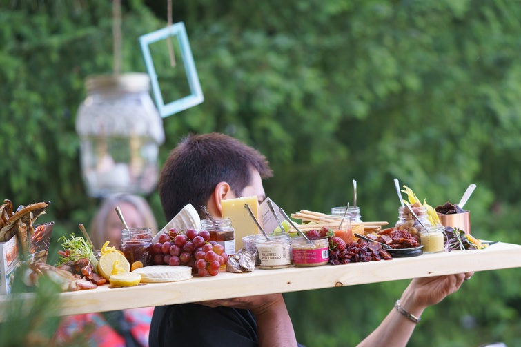 TVR: Fromages, Bouffe & Traditions - Crédit photo: Guy Samson photographie