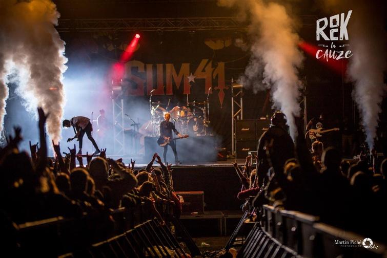 TVR: Rock la Cauze, crédit photo: Martin Piché