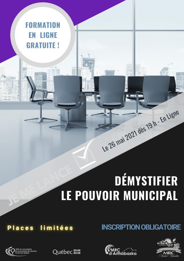 Démystifier le pouvoir municipal