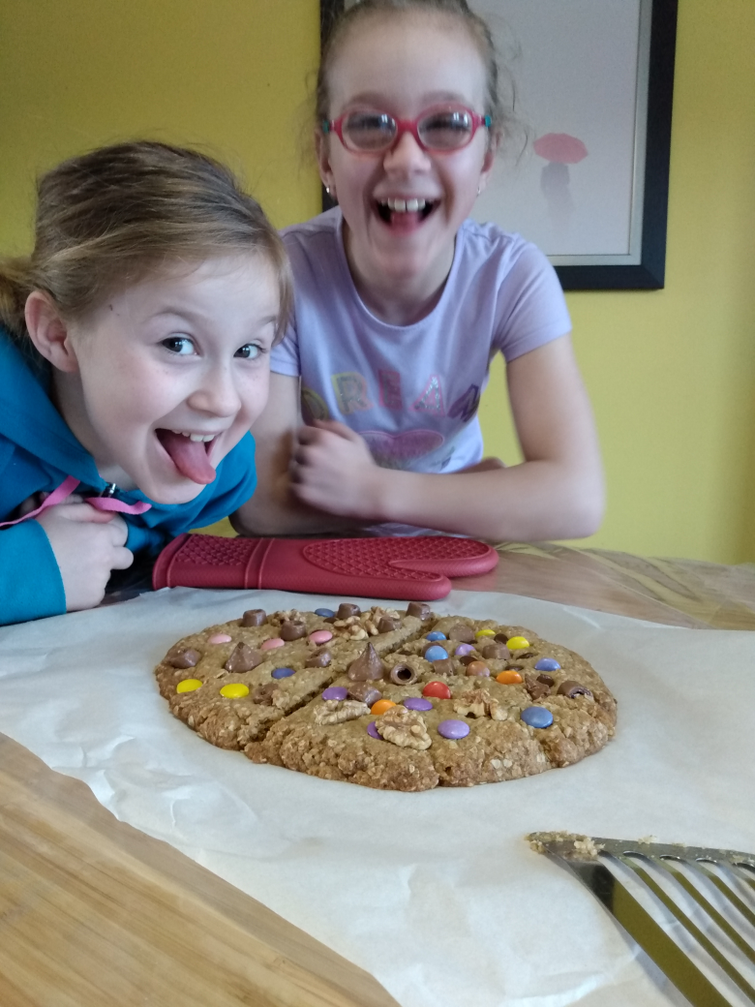 Biscuit géant